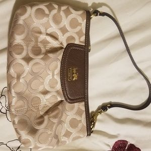 NWOT Coach small bag